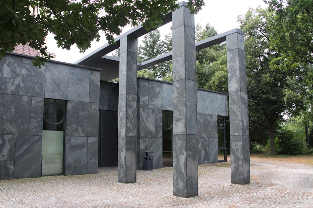 Krematorium, Görlitz
