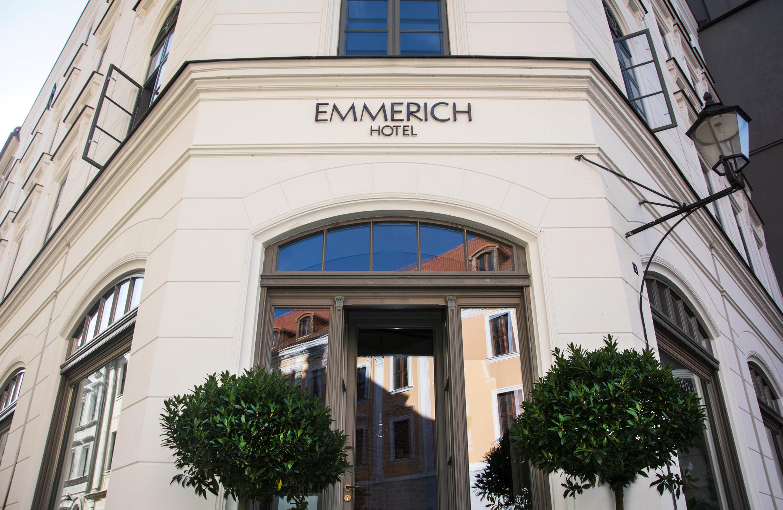 Emmerich Hotel, Görlitz