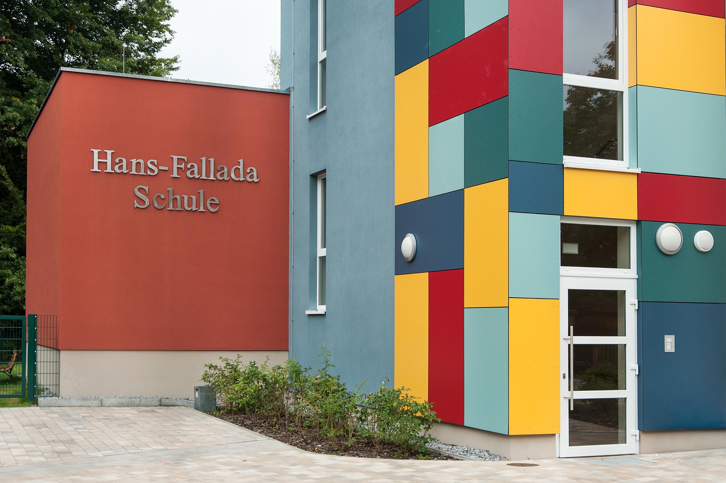 Hans-Fallada-Schule Rietschen